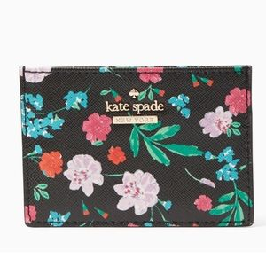 ✨NWT✨ Kate Spade Cameron Street Jardin Card Holder
